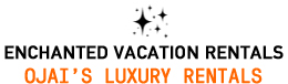 Ojai Rentals, Cottages, Villas, Getaways | Enchanted Vacation Rentals Logo